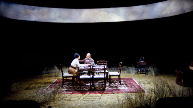 The Seagull Set Design By Ann Bartek